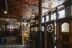 Historical pub in Belfast Royalty Free Stock Photos