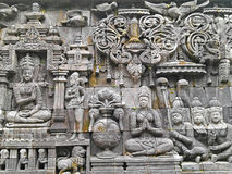 Historical Relief in Ullen Sentalu Yogyakarta. The Collection of The Beauty Around Java and Bali Island. Holiday Vibes Stock Photography