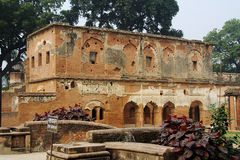 Historical Residency at Lucknow Stock Images