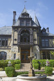 The historical Rhine House at Beringer Vineyards in Napa Valley. NAPA VALLEY, CA - APRIL 15: The historical Rhine House at Beringer Vineyards in Napa Valley on Royalty Free Stock Images