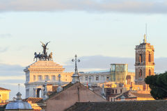 Historical Rome Royalty Free Stock Photography