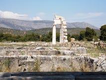 Historical ruins Stock Image