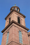 Historical Saint Pauls church of Frankfurt Royalty Free Stock Images