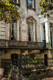 Historical Savannah Wrought Iron Details Royalty Free Stock Photo
