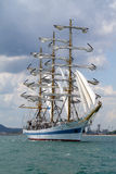 Historical seas Tall Ship Regatta 2010 Royalty Free Stock Image