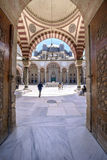 The historical Selimiye Cami by architect Sinan Stock Photos
