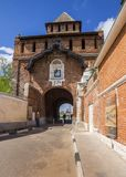 Historical Sights of Kolomna, Russia Stock Images