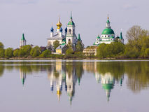 Historical sights of Rostov, Russia Stock Image