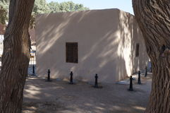 Historical site Umm Rashrash in Eilat, Israel Stock Photo