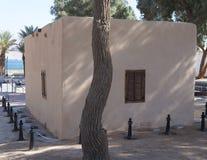 Historical site Umm Rashrash in Eilat, Israel Royalty Free Stock Images
