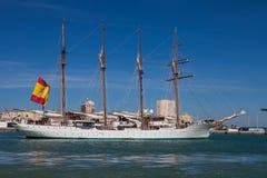 Historical spanish vessel Stock Photography