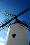 Historical Spanish windmill Stock Photography