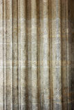 Historical stone cathedral wall. Architecture and construction detail, stripes, texture background royalty free stock photography
