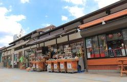 Historical street Matsumoto Nagano Japan Stock Photos