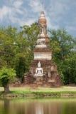 Historical Sukhothai, Thailand Stock Photo