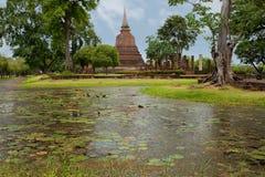 Historical Sukhothai, Thailand Stock Photography