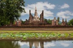 Historical Sukhothai, Thailand Royalty Free Stock Photo