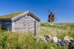 Historical symbols on Oland island Royalty Free Stock Photography