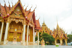 Historical temple in Thailand. Asia Royalty Free Stock Photography