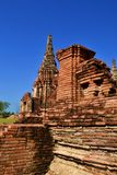 Historical temple in thailand. Historical temple in Ayutthaya Thailand, Asia Stock Photography