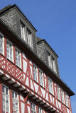 Historical timbered building in Frankfurt Royalty Free Stock Photography