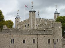 The historical tower Stock Photography