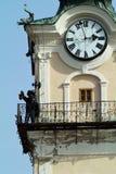 Mestsky urad, Kezmarok, Slovakia Stock Images