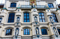 Historical Town Hall (built around 1230) in Lueneburg, Germany Royalty Free Stock Photography
