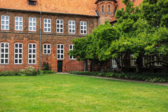 Historical Town Hall in Lueneburg, Germany Royalty Free Stock Images