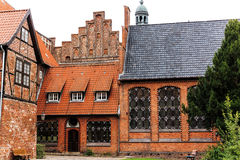 Historical Town Hall in Lueneburg, Germany Stock Photos