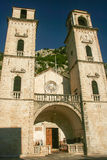 Historical town KOTOR at Montenegro Royalty Free Stock Images