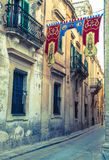 Historical town Mdina, Malta Royalty Free Stock Images