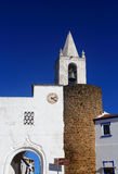 The historical town of Redondo, Alentejo, Portugal. Stock Images