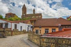 Historical town Signagi, Kakheti region, Georgia Stock Photography