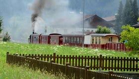 Historical train Royalty Free Stock Photos