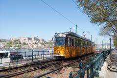 Historical tram Stock Photo
