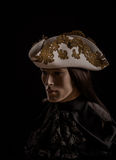Historical tricorn Royalty Free Stock Images