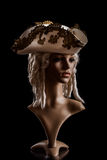 Historical tricorn Royalty Free Stock Photo