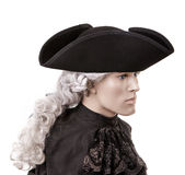 Historical tricorn Royalty Free Stock Image