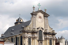 Historical Uilding In Mechelen Stock Photos
