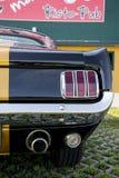 Historical usa sportive vehicle Stock Photography