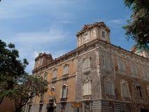 Historical Valencia Royalty Free Stock Photography
