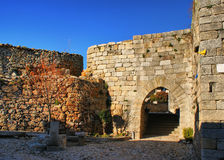 Historical village of Castelo Bom Royalty Free Stock Photos
