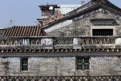 Historical village in Hong Kong Stock Photos