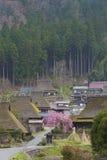 Historical village Miyama in Kyoto, Japan. Rural landscape of Historical village Miyama in Kyoto, Japan Stock Image