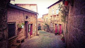 Free Historical Village Of Monsanto Royalty Free Stock Images - 191424969