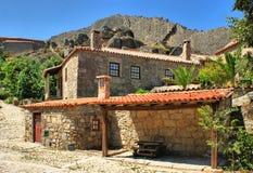 Historical village of Sortelha. Portugal Royalty Free Stock Images