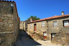 Historical village of Sortelha Royalty Free Stock Photo