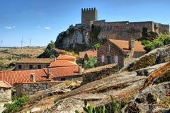 Historical village of Sortelha. Portugal Royalty Free Stock Photos