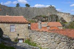 Sortelha. Historical village of Sortelha, Portugal Stock Photography